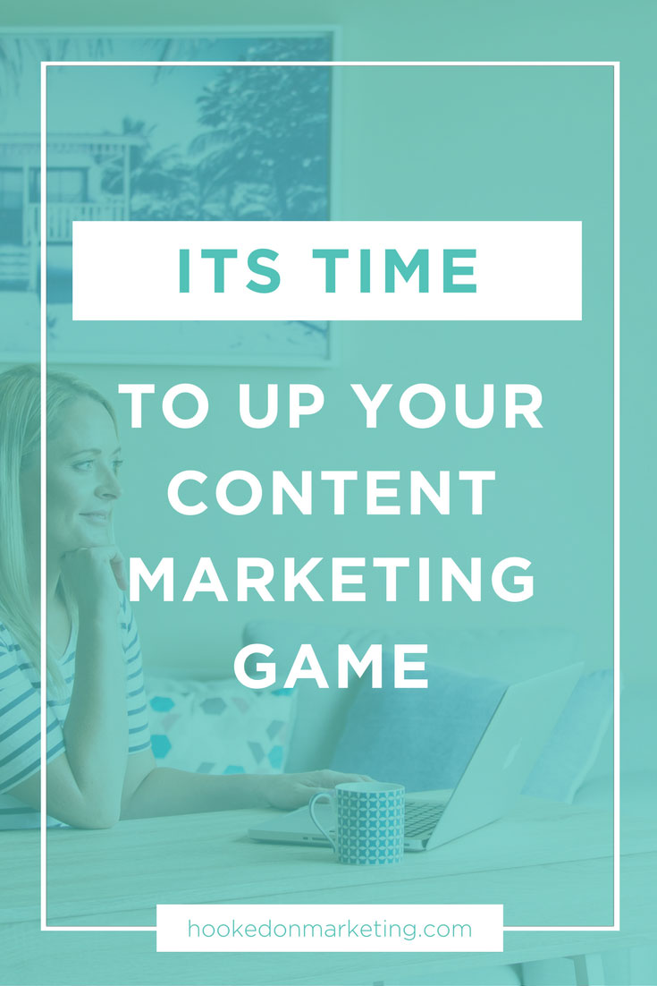 Up your content game