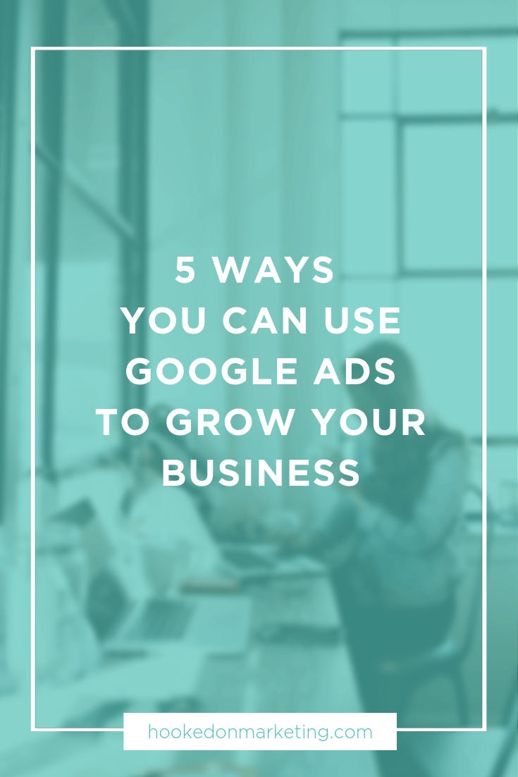 google ads grow your business